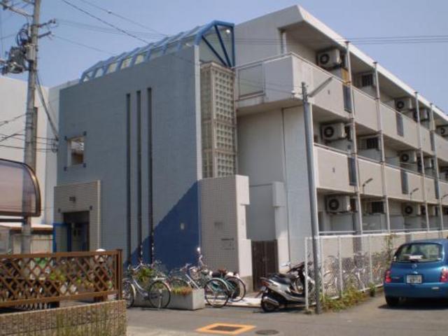 カーサ茨木の外観
