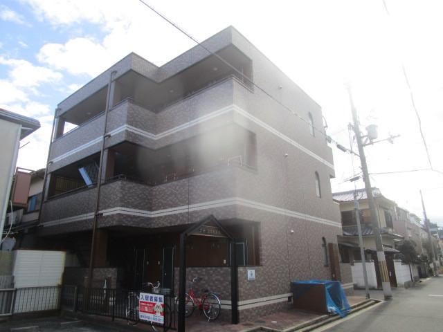 プチコスモ茨木の外観