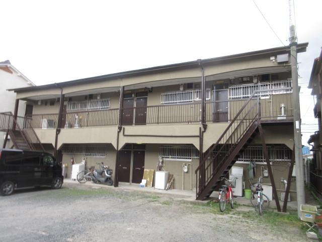 東太田第三文化住宅の外観