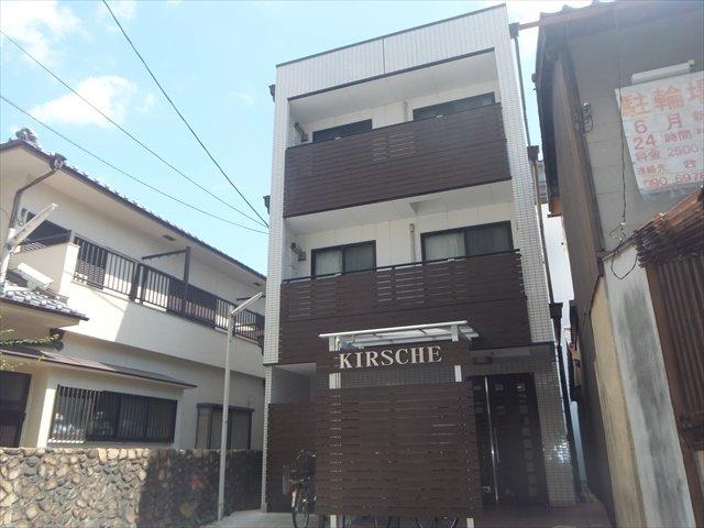 KIRSCHE(キルシエ)の外観
