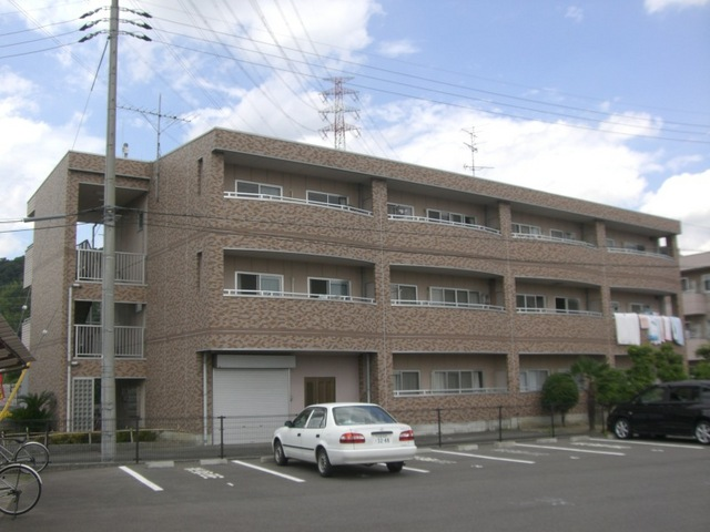 シティコートSUMISHO1の外観