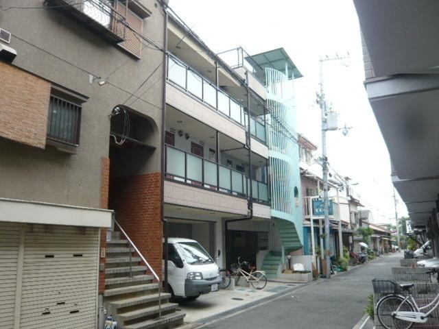 COZYセイケン弐番館の外観