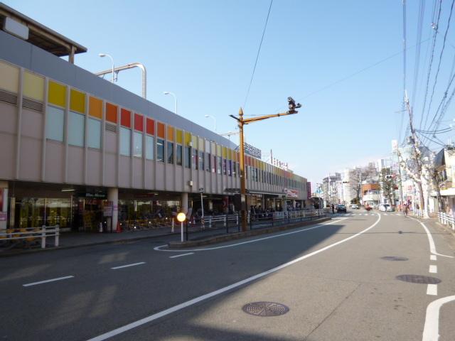 松川マンションの外観