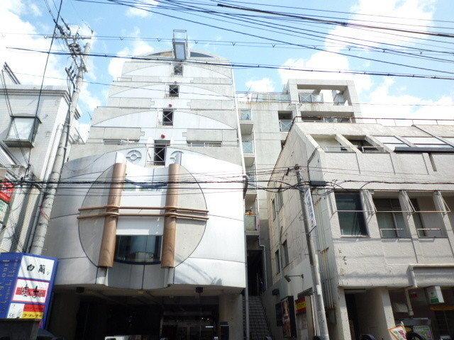 ハッピーコート塚口駅前の外観