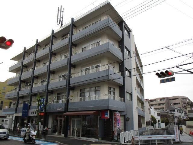武富レジデンス1番館の外観