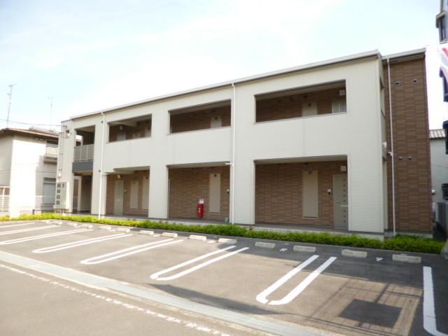 ピュアハート武庫之荘の外観