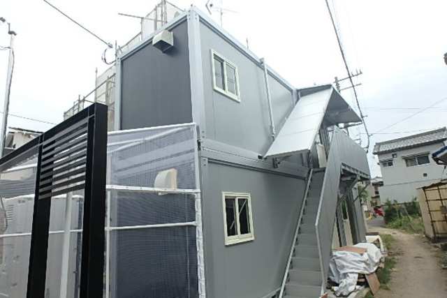 PRINT HOUSEの外観