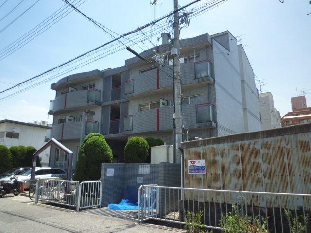 園田手良向第2マンションの外観
