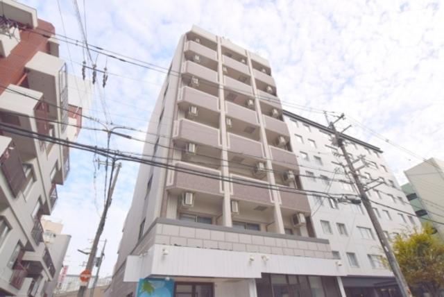 アネシス新大阪の外観