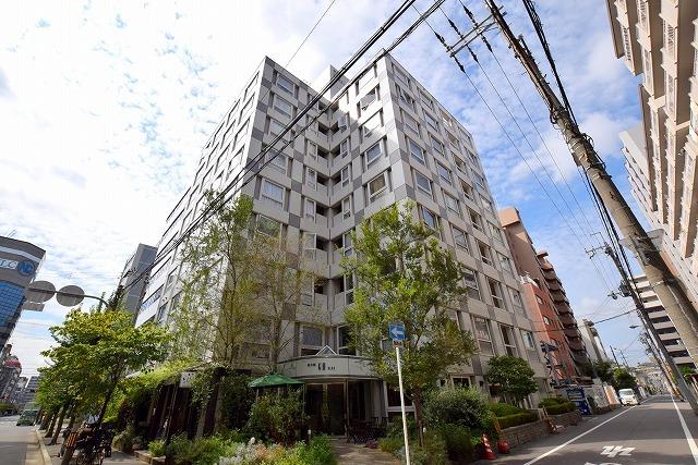 新大阪GHビルの外観