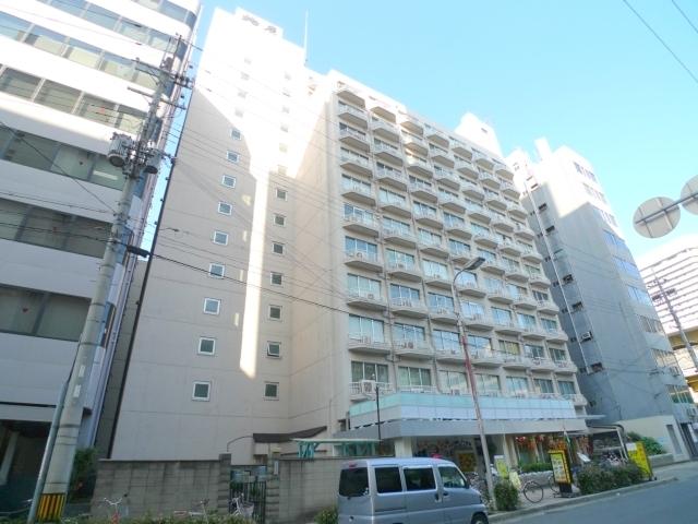 チサンマンション第8新大阪の外観