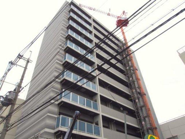 W-STYLE新大阪の外観