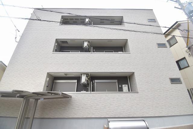 フジパレス井高野駅南の外観
