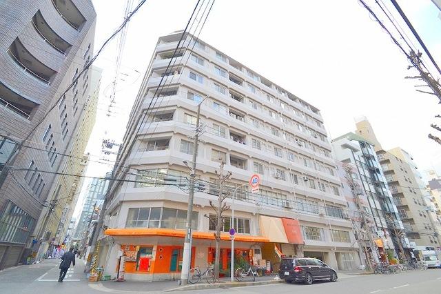 チサンマンション第3新大阪の外観