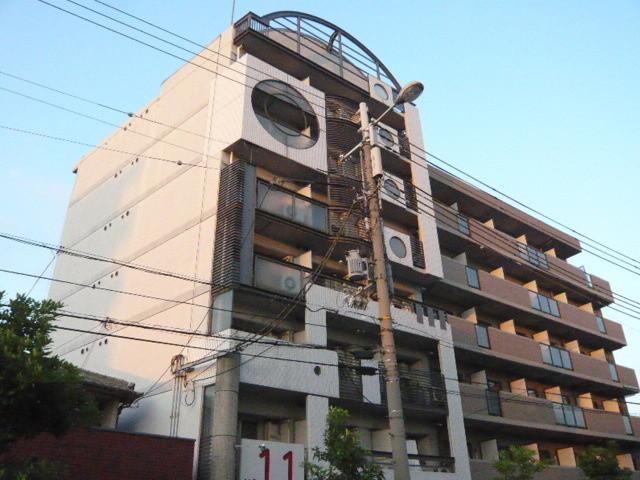 アンドライフ11(旧 第11東昌ハイツ)の外観