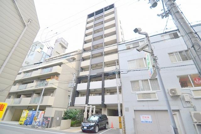 エイペックス新大阪の外観
