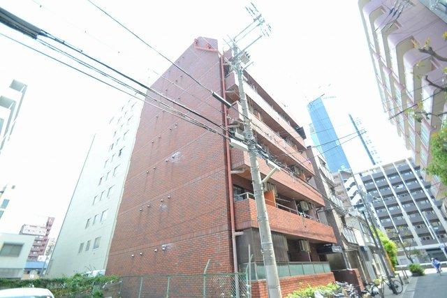 オーブ新大阪の外観