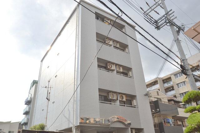オズレジデンス新大阪(旧トーアウッディアベニュー)の外観