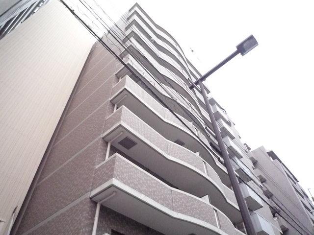 エミネンス新大阪の外観