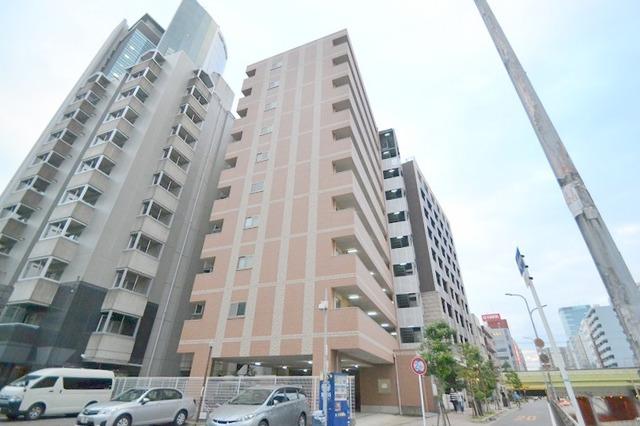 M'PLAZA新大阪壱番館の外観