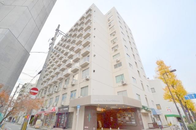 チサンマンション第7新大阪の外観