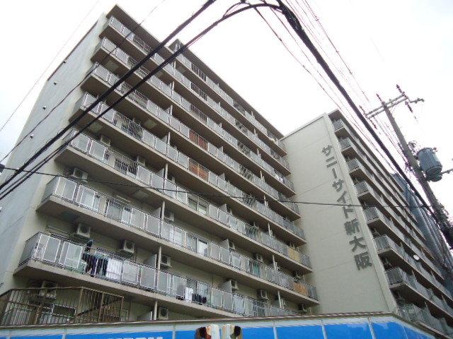 サニーサイド新大阪の外観