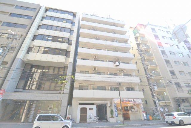 ビジネスVIP第2新大阪の外観