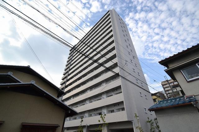 スプランディッド新大阪3の外観