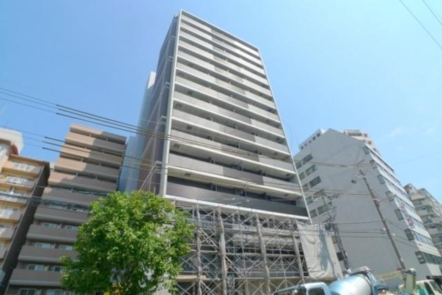 S-RESIDENCE新大阪駅前の外観