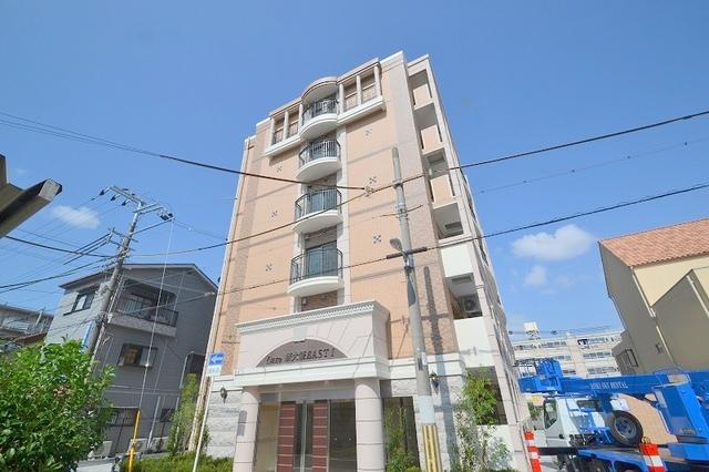 Luxe新大阪EAST1の外観