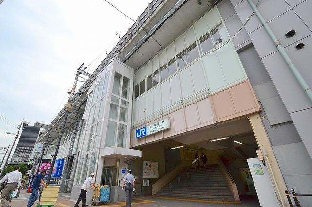 Luxe新大阪EAST2の外観