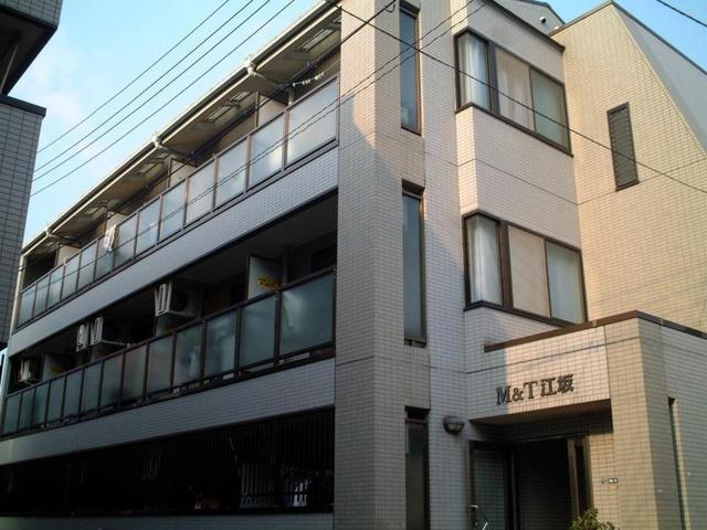 M&T江坂の外観