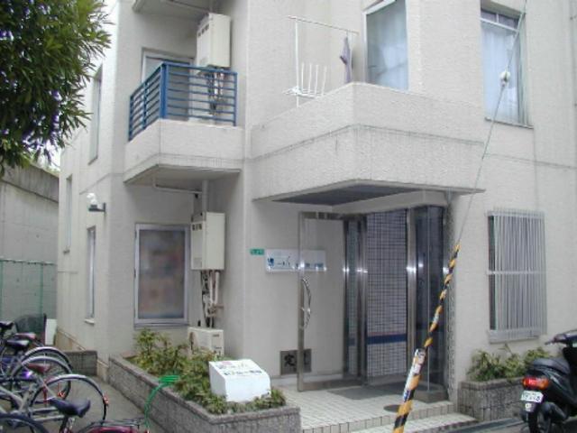 アメ二ティ新大阪3番館の外観