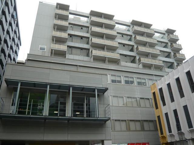 クレアール新大阪の外観