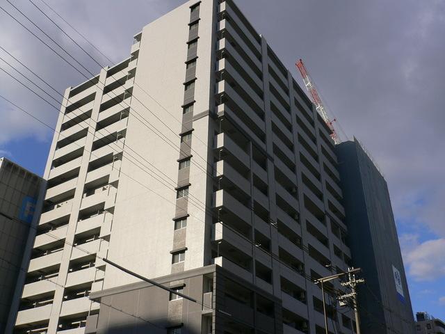 グレンパーク 新大阪の外観
