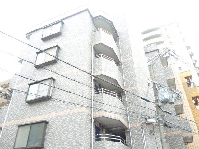 江坂ガーデンハイツの外観