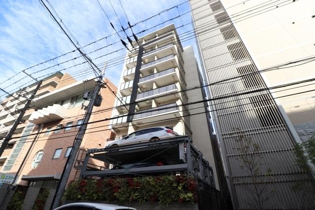 S-FORT江坂垂水町の外観