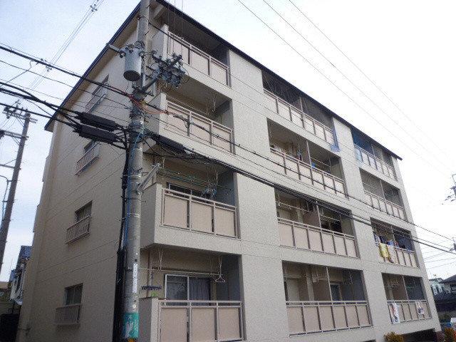 吉田マンションの外観