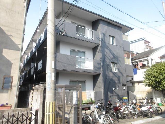 第33マンションの外観