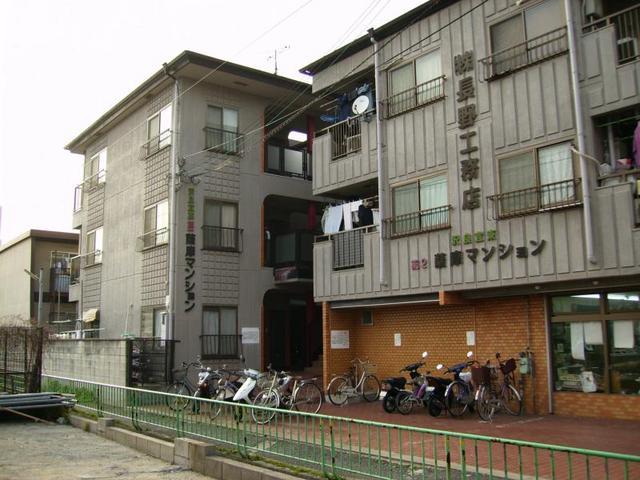 沢良宜東町薩摩マンション2号棟の外観