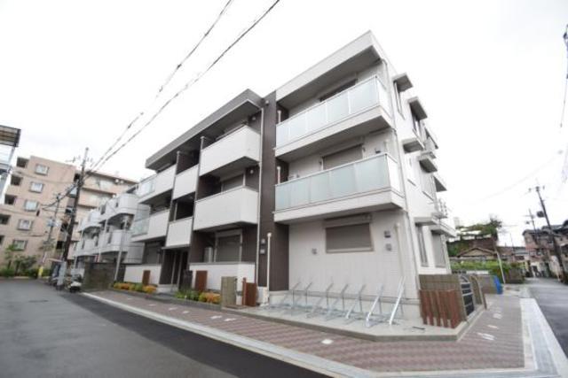 D-room茨木の外観