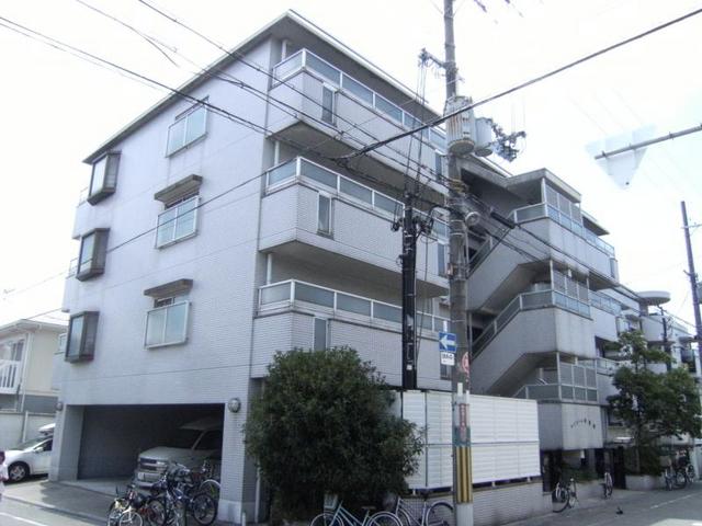 マイコート南桜塚の外観