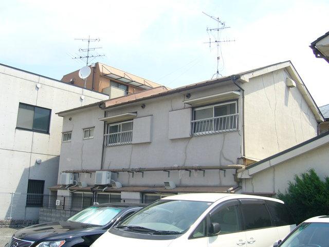 田中荘の外観