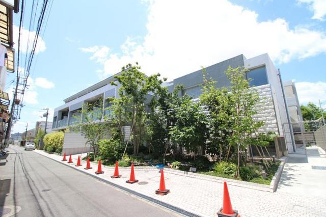 Murata Mansion ARTIST COURTの外観