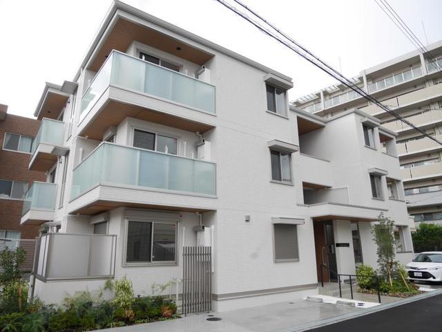 (仮称)D-room熊野町4丁目の外観