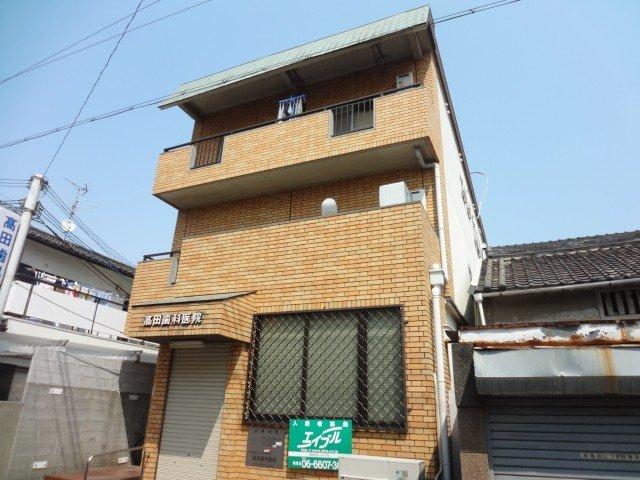 コーポ高田の外観