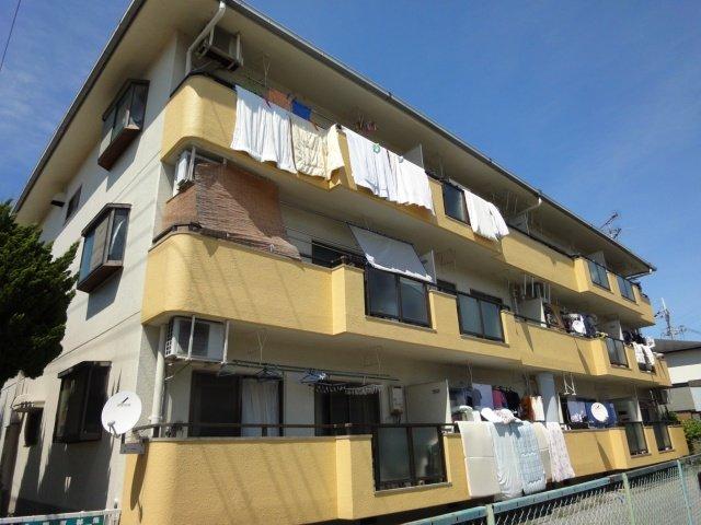 FKマンション2の外観