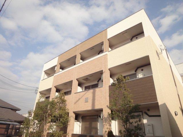 フジパレス堺北花田の外観