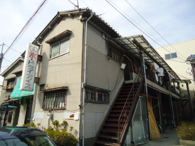木島文化 西棟の外観