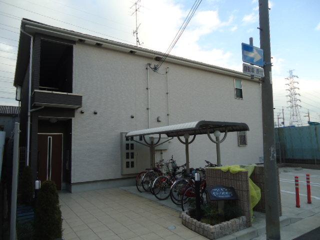 セレノ武庫川の外観